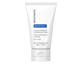 Neostrata Resurface Glycolic Renewal Smooth Cream 10AHA Ενυδατική κρέμα περιποίησης προσώπου, που συνδυάζει αντιοξειδωτικές, ενυδατικές και απολεπιστικές ιδιότητες, 40gr