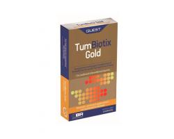 Quest Tum Biotix Συμπλήρωμα διατροφής με μοναδικό συνδυασμό των προβιοτικών που βοηθούν στην ομαλή λειτουργία του εντέρου 30 κάψουλες
