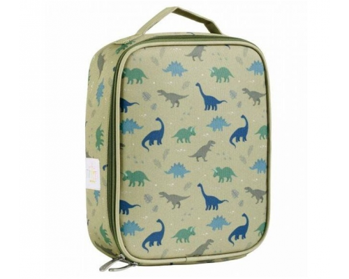 A Little Lovely Company, Ισοθερμική Τσάντα Φαγητού, Dinosaurs, 1τμχ.