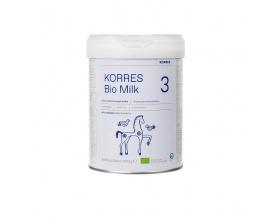KORRES Bio Milk 3 Bιολογικό γάλα για νήπια και μικρά παιδία, ειδικά μελετημένο για παιδιά 12 μηνών και άνω 400gr