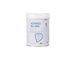 KORRES Bio Milk 1  Bιολογικό γάλα για βρέφη από την γέννηση έως 6 μηνών 400gr