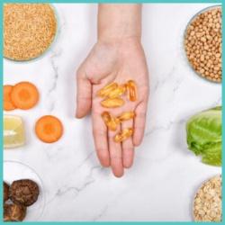 ΠροΪόντα ειδικής διατροφής- Βιταμίνες
