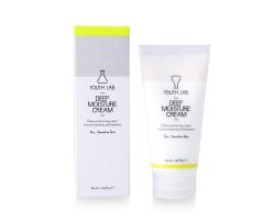 YOUTH LAB, Deep Moisture Cream Dry-Sensitive Skin, Κρέμα Βαθιάς Ενυδάτωσης & Θρέψης για Ξηρό-Αφυδατωμένο Δέρμα, 50ml