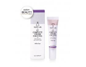 YOUTH LAB, CC Complete Cream For Eyes Κρέμα Ματιών Με Χρώμα, 15ml