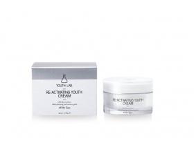 YOUTH LAB, Re-Activating Youth Cream Συσφικτική Κρέμα για Όλους τους Τύπους Δέρματος 50ml