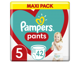 Pampers Pants Μέγεθος 5 (Junior) 11-18kg, 42 Πάνες