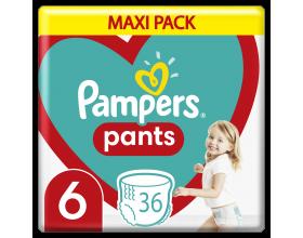 Pampers Pants Μέγεθος 6 (Extra Large) 15+kg, 36 Πάνες