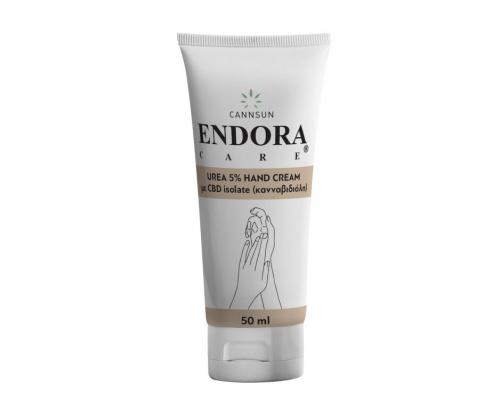 Canssun Endora Care Hand Cream Urea 5% Κρέμα Χεριών με Ουρία, 50ml