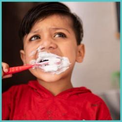 Παιδικές οδοντόκρεμες