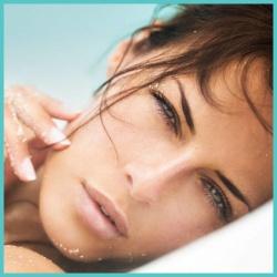Μακιγιάζ με αντηλιακή προστασία