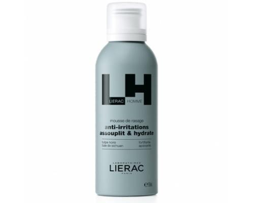 Lierac Homme Mousse De Rasage Aφρός ξυρίσματος, 150ml