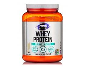 Now Foods Whey Protein Creamy Vanilla Υψηλής Ποιότητας Πρωτεΐνη Ορού Γάλακτος με Γεύση Βανίλια, 907gr