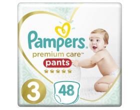 Pampers Premium Care, Pants Νo 3, 6-11kg, 48 πάνες.
