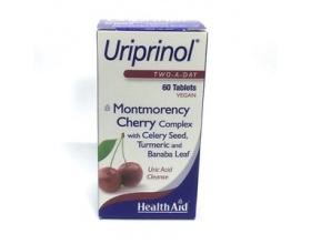 Health Aid Uriprinol Συμπλήρωμα Διατροφής για την Καλή Υγεία του Ουροποιητικού, 60 tabs