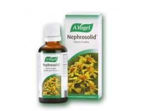 A. Vogel Nephrosolid (Solidago), Βάμμα από φρέσκα βότανα, 50ml
