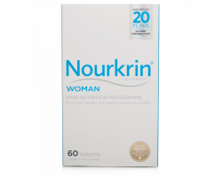 A. Vogel, Nourkrin Woman, Συμπλήρωμα Διατροφής για την Πρόληψη & Αντιμετώπιση της Γυναικείας Τριχόπτωσης, 60 caps