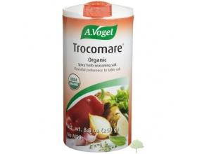 A. Vogel, Trocomare,  Θαλασσινό αρωματικό αλάτι με πάπρικα, λαχανικά και βότανα βιολογικής καλλιέργειας, χωρίς πρόσθετα & συντηρητικά, 250g