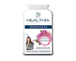 Healthia  Woman Υποστήριξη για το προεμμηνορροϊκό σύνδρομο και κατά την εμμηνόπαυση 60 caps