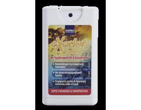 Intermed Exodor Spray Εξειδικευμένο καθημερινό spray για την αντιμετώπιση της στοματικής κακοσμίας, με ήπια αντιμικροβιακή δράση 15ml