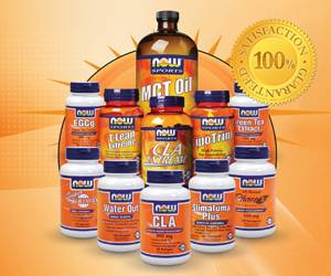Now Foods supplements