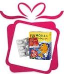 mollers 3 ψαρακια ζελεδακια δωρο