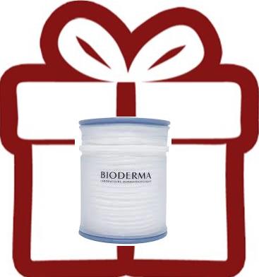 Με κάθε αγορά Sensibio H2O δώρο cotton pouches